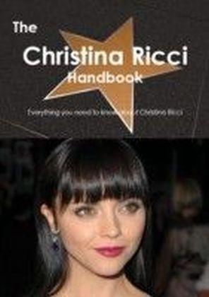 Christina Ricci Handbook - Everything you need to know about Christina Ricci