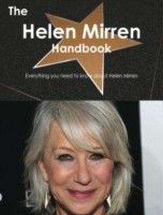 Helen Mirren Handbook - Everything you need to know about Helen Mirren