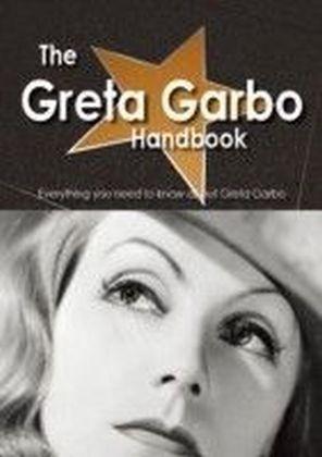 Greta Garbo Handbook - Everything you need to know about Greta Garbo