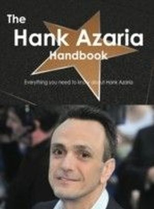Hank Azaria Handbook - Everything you need to know about Hank Azaria