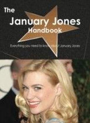 January Jones Handbook - Everything you need to know about January Jones