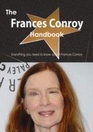 Frances Conroy Handbook - Everything you need to know about Frances Conroy
