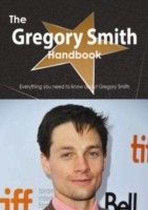 Gregory Smith (actor) Handbook - Everything you need to know about Gregory Smith (actor)