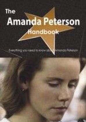 Amanda Peterson Handbook - Everything you need to know about Amanda Peterson