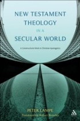 New Testament Theology in a Secular World
