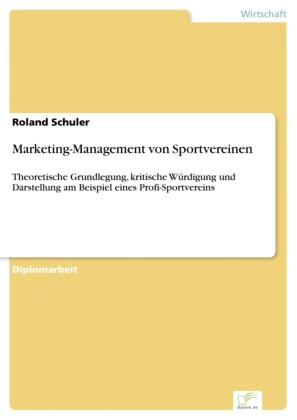 Marketing-Management von Sportvereinen