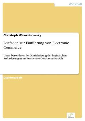 Leitfaden zur Einführung von Electronic Commerce