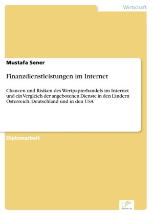 Finanzdienstleistungen im Internet