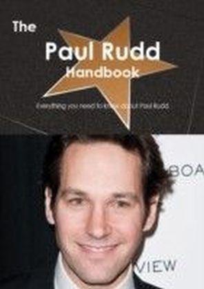 Paul Rudd Handbook - Everything you need to know about Paul Rudd