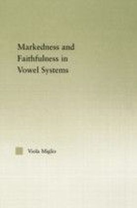 Interactions between Markedness and Faithfulness Constraints in Vowel Systems