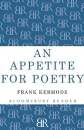 Appetite for Poetry