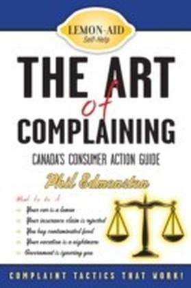 Art of Complaining