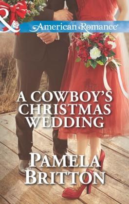 Cowboy's Christmas Wedding