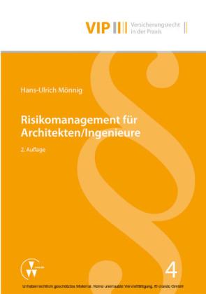 Risikomanagement für Architekten/Ingenieure