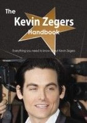 Kevin Zegers Handbook - Everything you need to know about Kevin Zegers