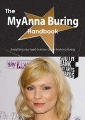 MyAnna Buring Handbook - Everything you need to know about MyAnna Buring