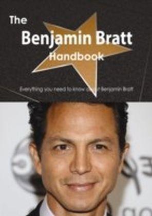 Benjamin Bratt Handbook - Everything you need to know about Benjamin Bratt