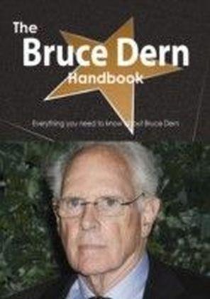 Bruce Dern Handbook - Everything you need to know about Bruce Dern