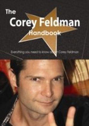 Corey Feldman Handbook - Everything you need to know about Corey Feldman