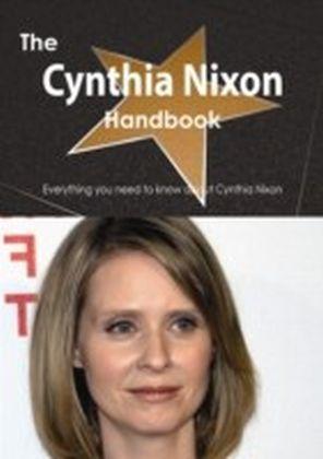 Cynthia Nixon Handbook - Everything you need to know about Cynthia Nixon