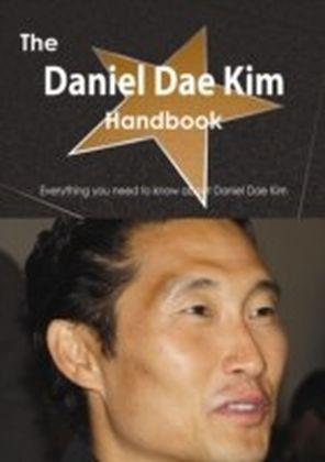 Daniel Dae Kim Handbook - Everything you need to know about Daniel Dae Kim