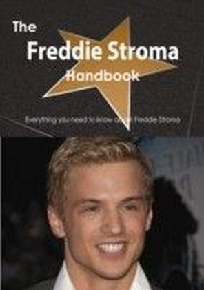 Freddie Stroma Handbook - Everything you need to know about Freddie Stroma