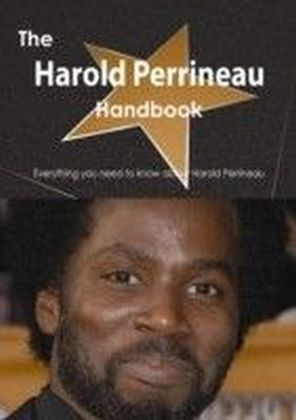 Harold Perrineau Handbook - Everything you need to know about Harold Perrineau