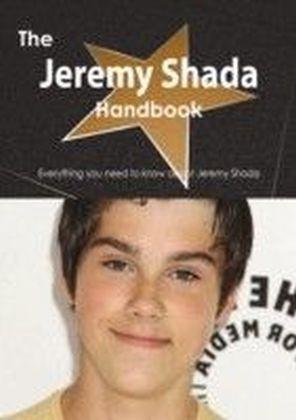 Jeremy Shada Handbook - Everything you need to know about Jeremy Shada