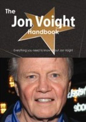 Jon Voight Handbook - Everything you need to know about Jon Voight