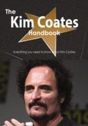 Kim Coates Handbook - Everything you need to know about Kim Coates