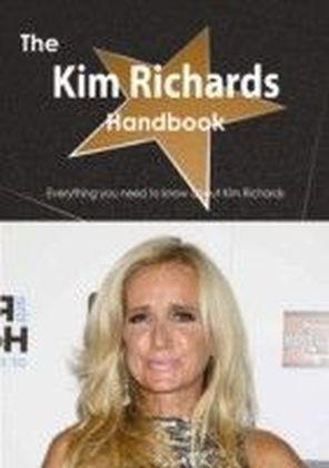 Kim Richards Handbook - Everything you need to know about Kim Richards