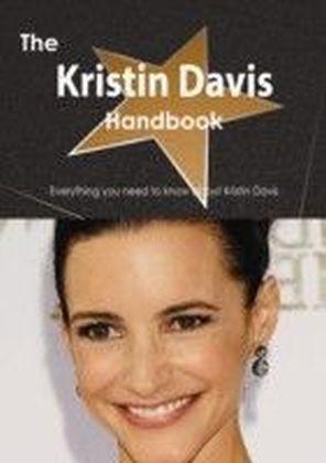 Kristin Davis Handbook - Everything you need to know about Kristin Davis