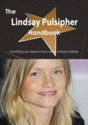 Lindsay Pulsipher Handbook - Everything you need to know about Lindsay Pulsipher