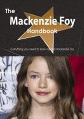 Mackenzie Foy Handbook - Everything you need to know about Mackenzie Foy