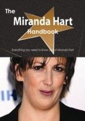 Miranda Hart Handbook - Everything you need to know about Miranda Hart