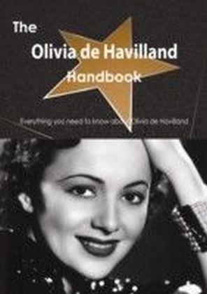 Olivia de Havilland Handbook - Everything you need to know about Olivia de Havilland