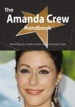 Amanda Crew Handbook - Everything you need to know about Amanda Crew