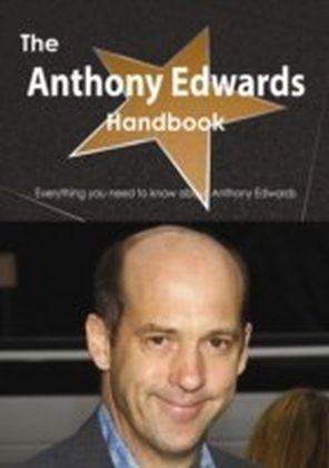 Anthony Edwards Handbook - Everything you need to know about Anthony Edwards