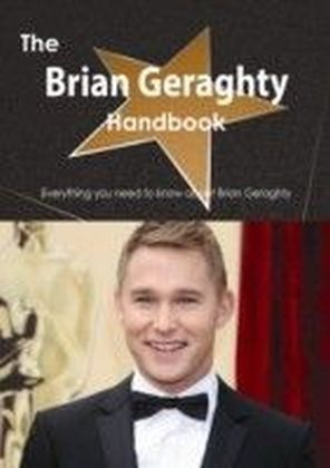 Brian Geraghty Handbook - Everything you need to know about Brian Geraghty