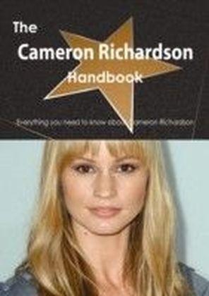 Cameron Richardson Handbook - Everything you need to know about Cameron Richardson