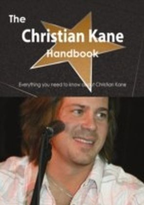 Christian Kane Handbook - Everything you need to know about Christian Kane