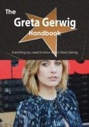 Greta Gerwig Handbook - Everything you need to know about Greta Gerwig