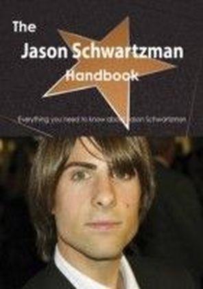 Jason Schwartzman Handbook - Everything you need to know about Jason Schwartzman