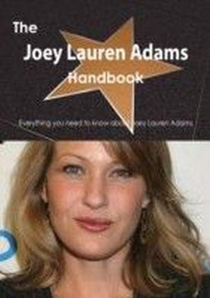Joey Lauren Adams Handbook - Everything you need to know about Joey Lauren Adams