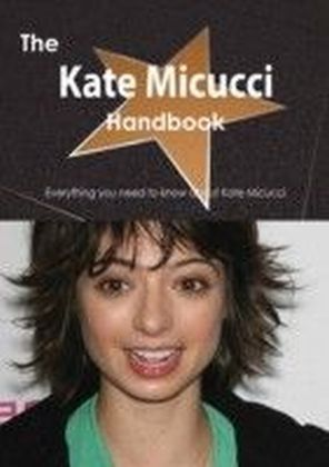 Kate Micucci Handbook - Everything you need to know about Kate Micucci