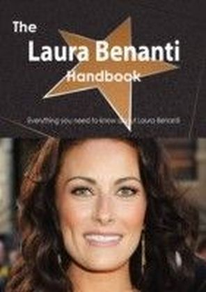 Laura Benanti Handbook - Everything you need to know about Laura Benanti