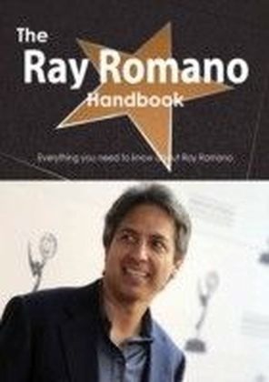 Ray Romano Handbook - Everything you need to know about Ray Romano