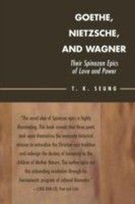 Goethe, Nietzsche, and Wagner
