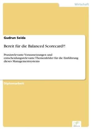 Bereit für die Balanced Scorecard?!