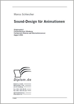 Sound Design für Animationen